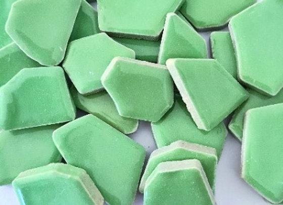 Minty Ceramic Pieces - 200 grams