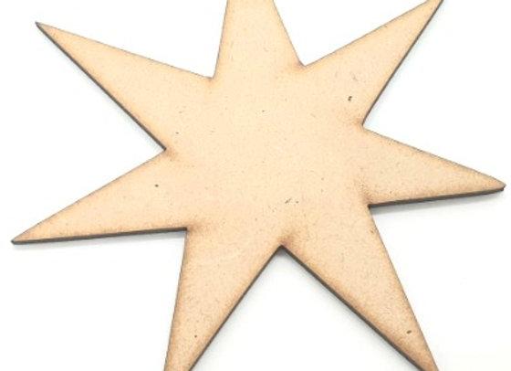 Christmas Shapes x5 -  Stars