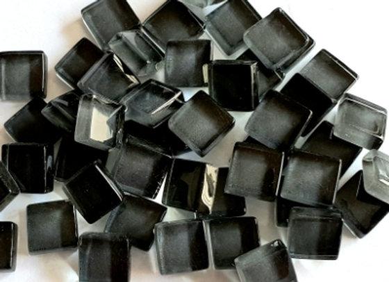 Crystal Tiles (10x10mm) Dark Grey