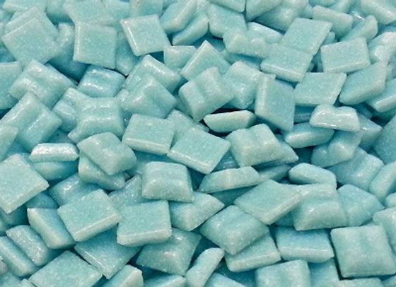 Vitreous Tiles (10x10mm) Ice Blue