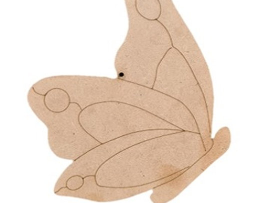 Hanging Butterfly 200x160x6mm