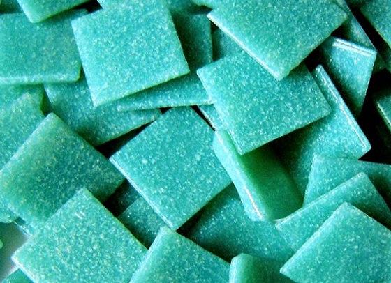 Vitreous Tiles (20x20mm) Sea Green