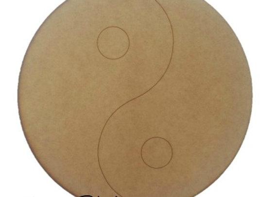 Yin & Yang - Med, Large