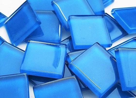 Crystal Tiles - (23x23mm) - Light Peacock