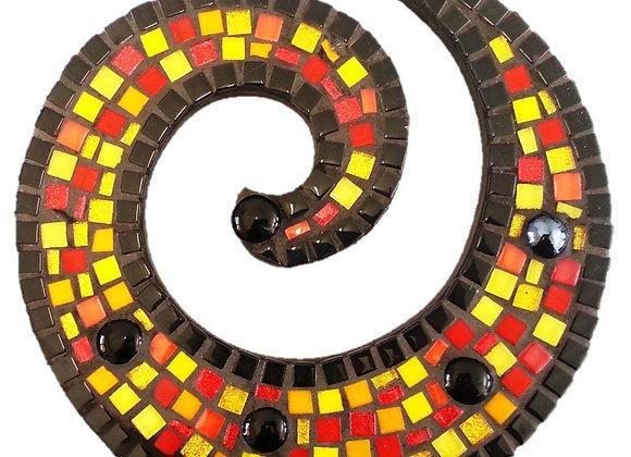 Mosaic Kit - Vibrant Spiral