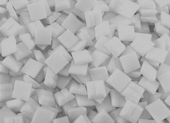Vitreous Tiles (10x10mm) White