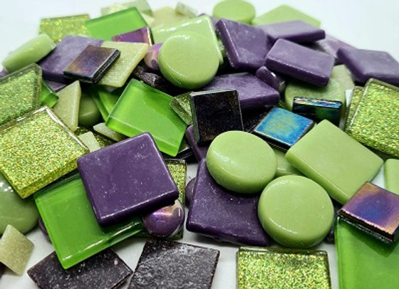 Mosaic Treasure Pack - Lime-berry