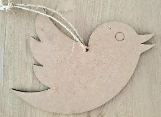 Hanging Tweety Bird - Board - 2 sizes to Choose