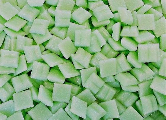 Vitreous Tiles (10x10mm) Mint