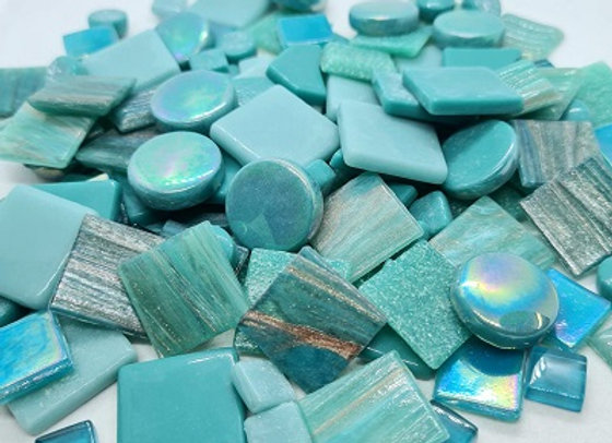 Mosaic Treasure Pack - Summer Jade