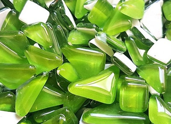 Glass Melts Lime