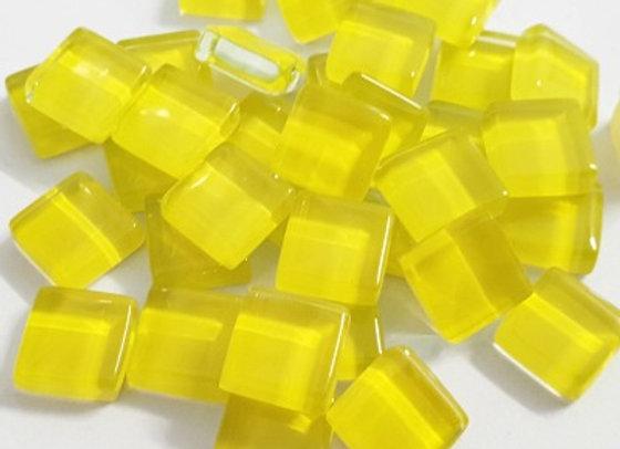 Crystal Tiles (10x10mm) Yellow