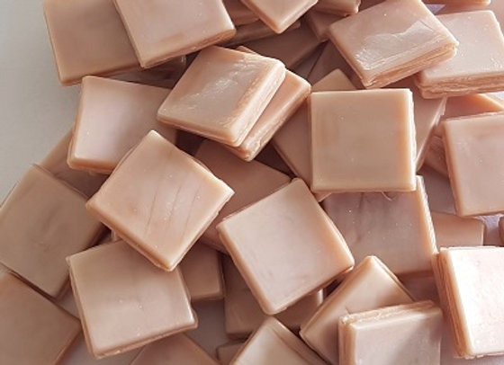 Murano Tiles (15x15mm) Nude