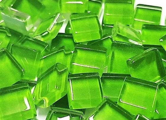 Crystal Tiles (10x10mm) Lime