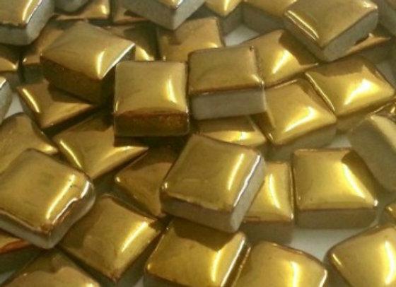 Ceramic Tiles (10x10mm) Gold