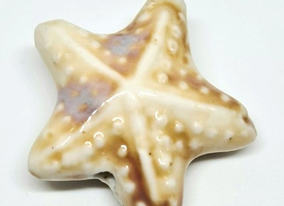 Ceramic Starfish - Taupe