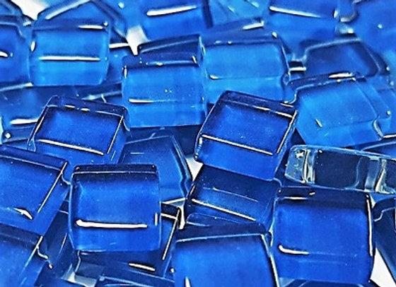 Crystal Tiles (10x10mm) Light Peacock
