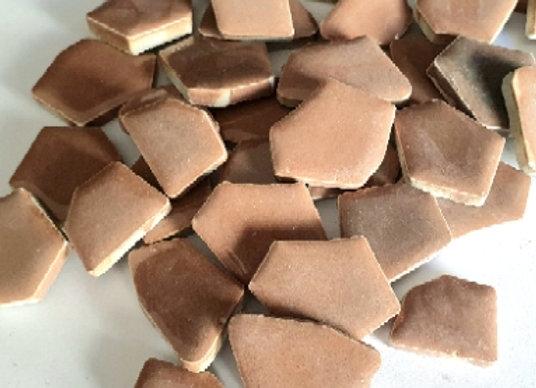 Mushroom Ceramic Pieces - 200 grams