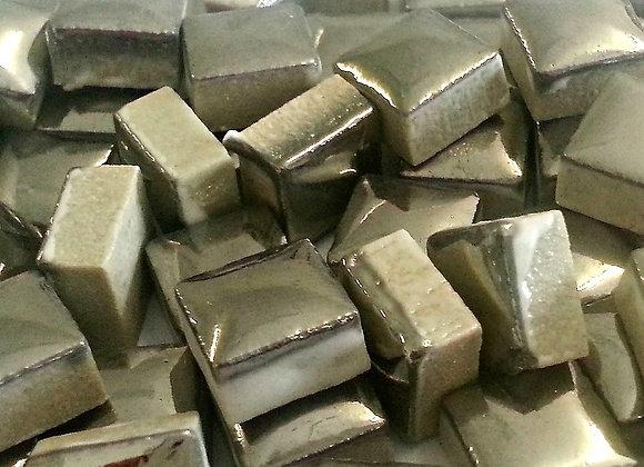 Ceramic Tiles (10x10mm) Silver