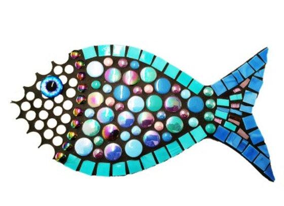 Mosaic Kit - Martha Fish