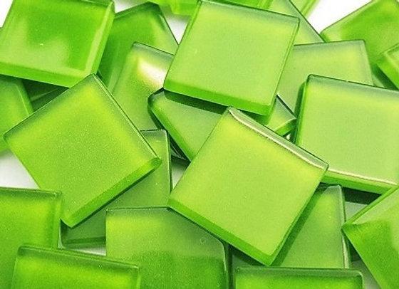 Crystal Tiles - (23x23mm) - Lime
