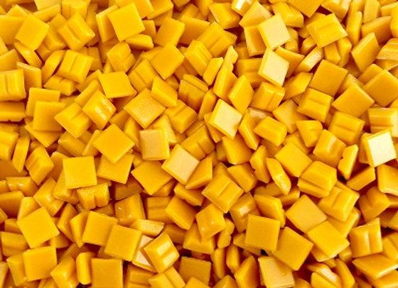 Vitreous Tiles (10x10mm) Pumpkin Orange
