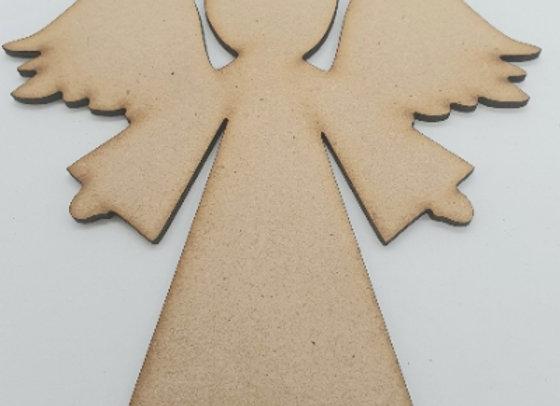 Christmas Shapes x5-  Angels (C)