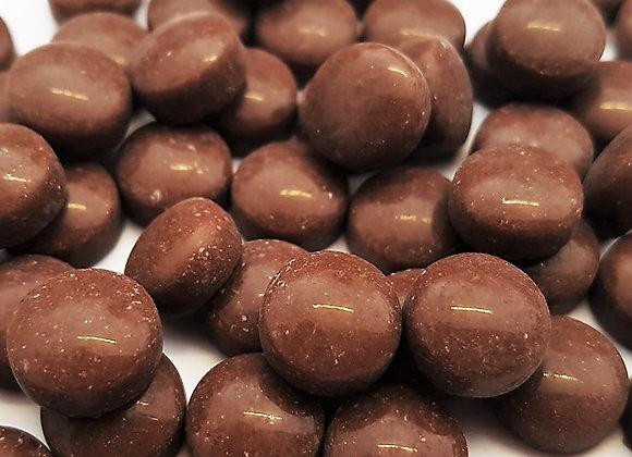 Glass Smarties Plain 12mm - Chocolate