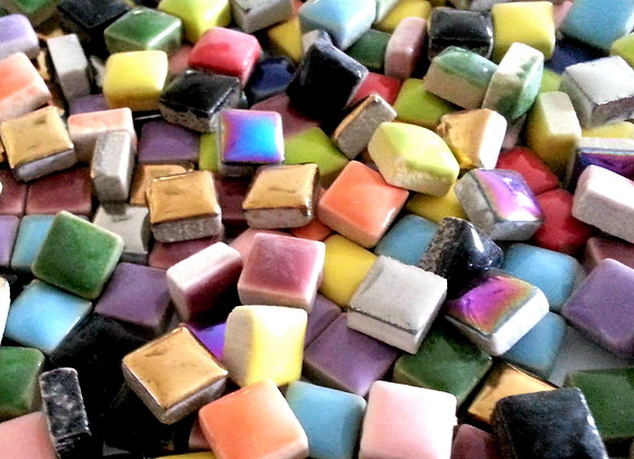 Ceramic Tiles (10x10mm) Mixed