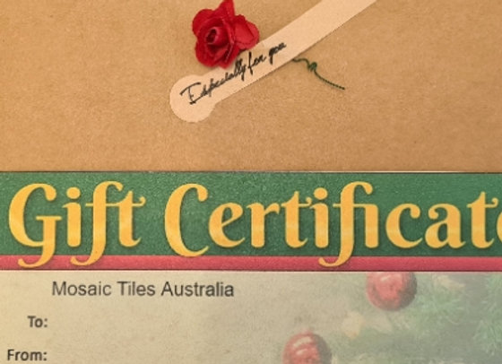 Gift Certificate - Christmas B - Choose your amount