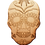 Thumbnail: Engraved Sugar Skull - 350x240x6mm