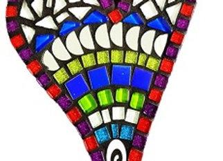 Mosaic Heart - Kit Calypso