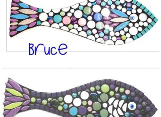 Marty & Bruce Fish - Kit Set