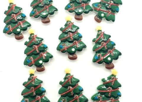 Christmas Trees (A) 10pc