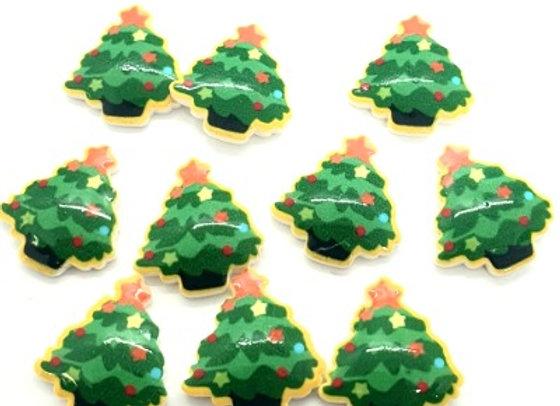 Christmas Trees (B) 10pc
