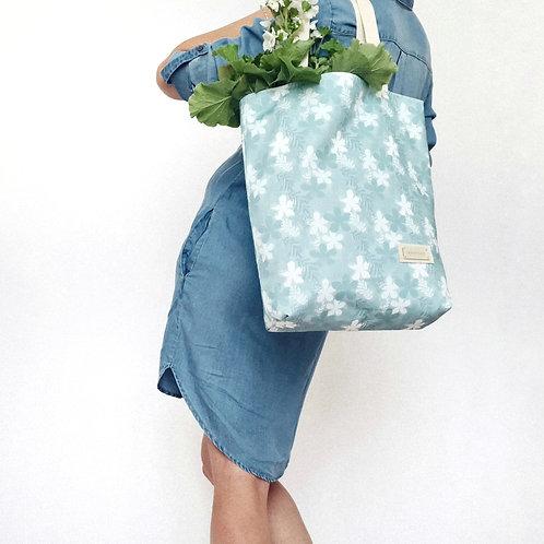 Totebag. Shopper Flora