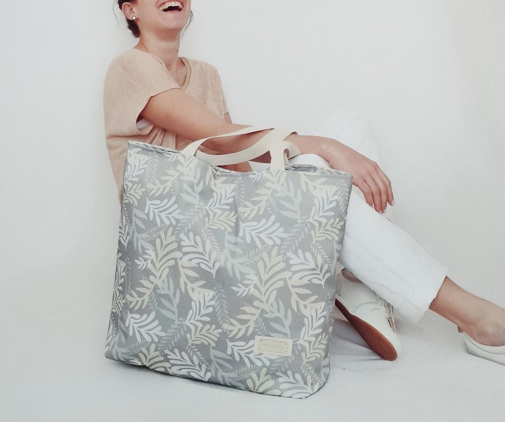 beach bag Mery. Baumwolle