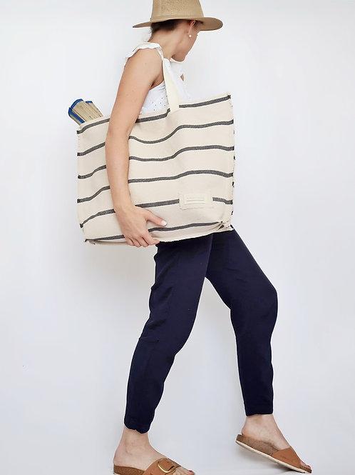 Tote bag. Stepha XL beach bag