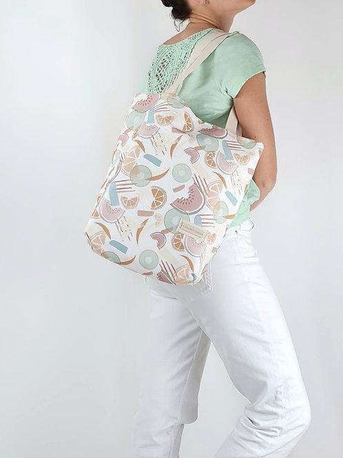 Tote bag. Shopper Freshy. Strandbag