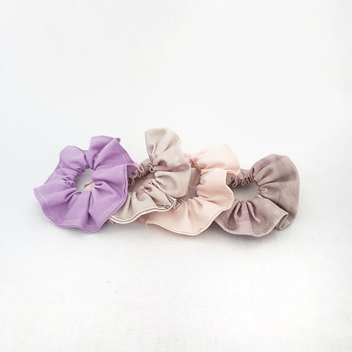 Scrunchies 4-sets