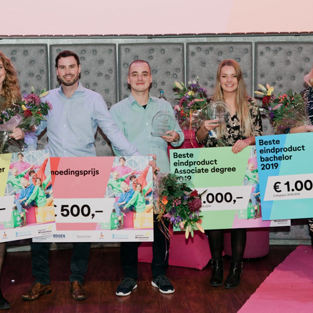 Liselotte Volkers is Windesheim's Beste 2019!