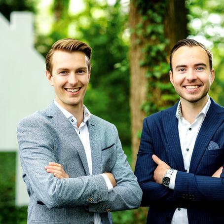 Boy Rolloos en Johan Fluit Starter van het Jaar Regio Zwolle 2020