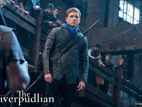 The Liverpudlian-Welshman, Taron Egerton, Stars In The Gritty Blockbuster Reimagining Of Robin Hood