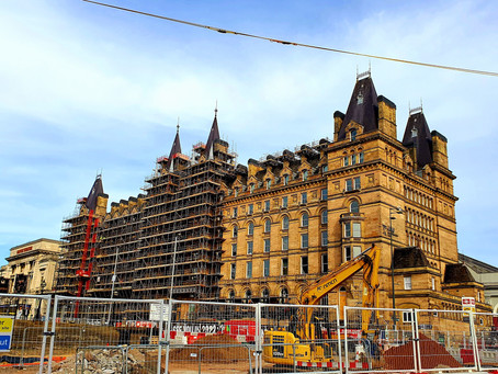 Renovations On Track For Multi-Million Pound North Western Hall Hotel Redevelopment On Lime Street