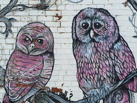 Baltic Street Art: Flint St & New Bird St Artwork in The Baltic Triangle; The City's Coolest Hangout