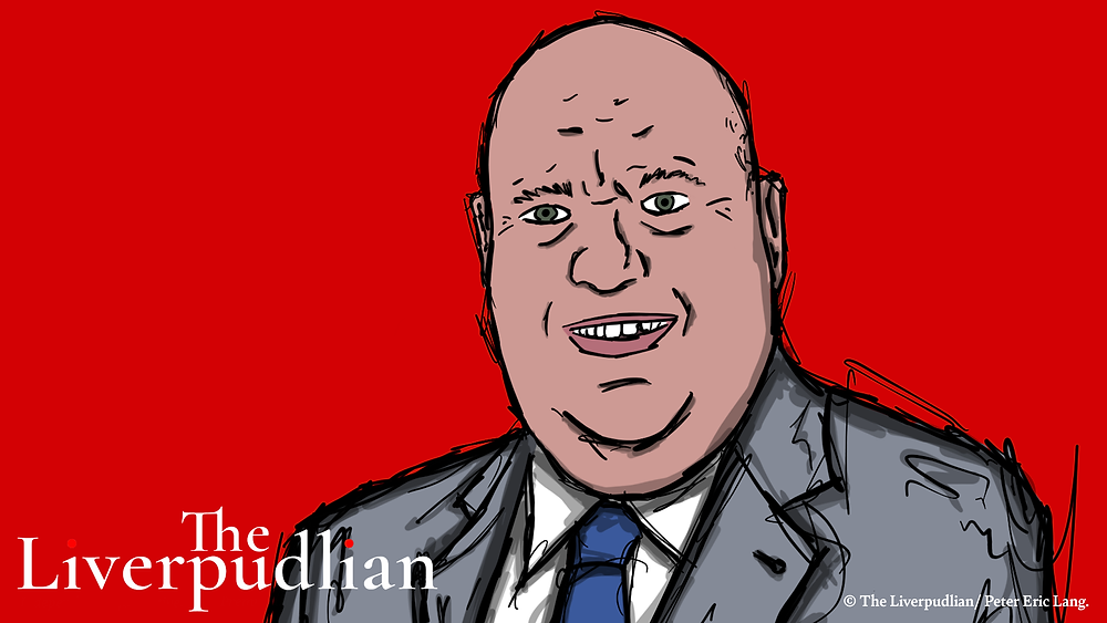 Mayor Joe Anderson, the current Mayor for the City of Liverpool (Credit: The Liverpudlian/Peter Eric Lang).