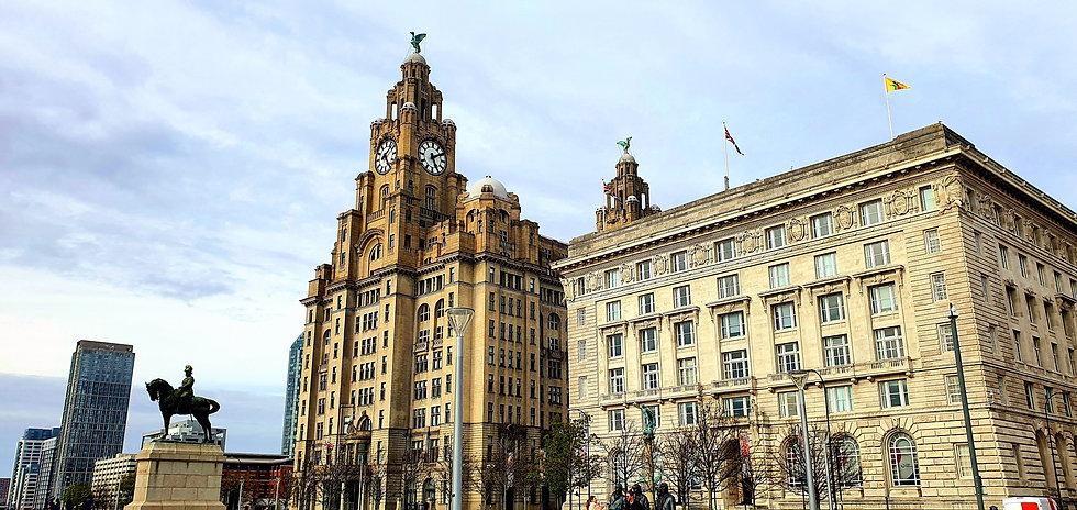 Liverpool City Region International Student Welcome