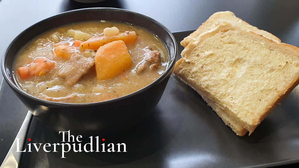 A hearty bowl of Scouse that can be found across the city region, with this particular dish being from Borough Road in Birkenhead (Credit: The Liverpudlian/Peter Eric Lang).