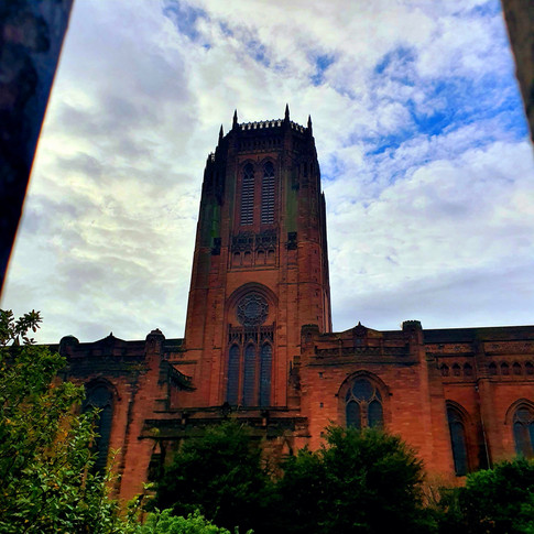 Liverpool Cathedral Tours