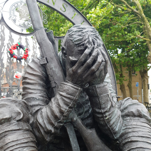 Wilfred Owen Monument